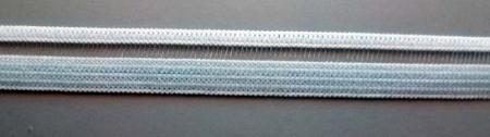 Zierlitze blau hell weiß 12mm