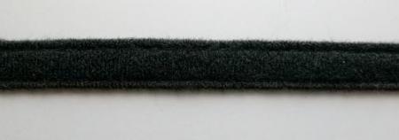 Bügelband schwarz 10mm
