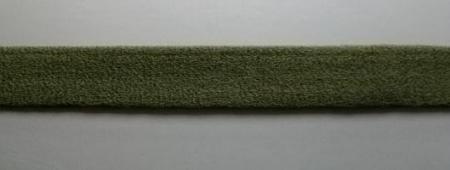 Bügelband grün moos 10mm