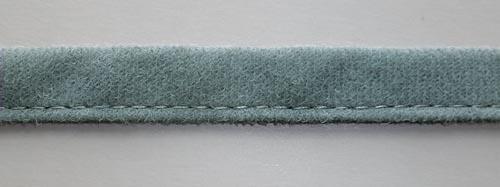 Bügelband Farbrichtung schiefergrau einseitig 10mm