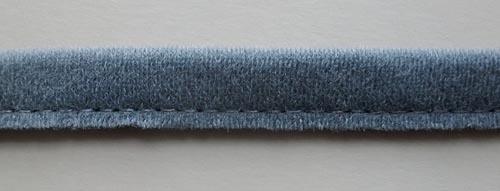 Bügelband grau einseitig 10mm
