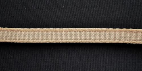 Bügelband Farbrichtung rötlich haut  11mm