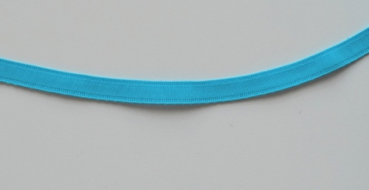 Bügelband türkis 10mm