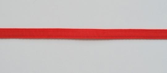 Bügelband Farbrichtung erdbeerrot 10mm