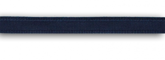 Bügelband blau dunkel marine 10mm