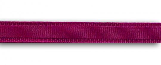 Bügelband pink fuchsia dunkel 10mm
