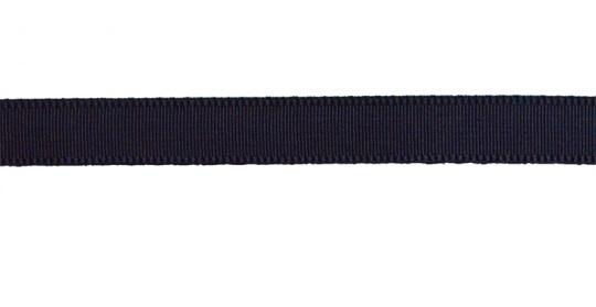Bügelband schwarz 11mm