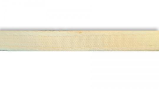 Bügelband creme 11mm