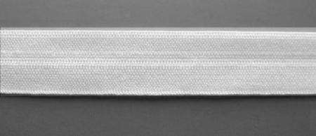 Paspelband weiß 15mm