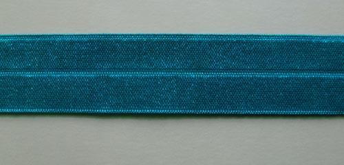 Paspelband türkis 20mm