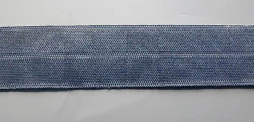 Paspelband taubenblau 20mm