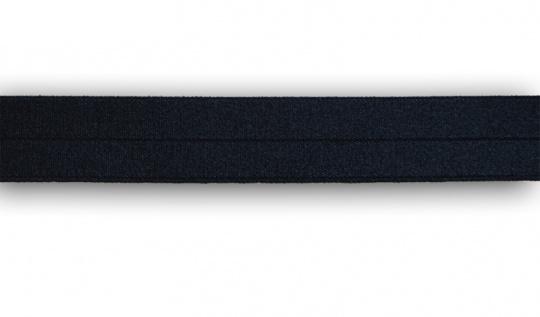 Paspelband schwarz 13mm
