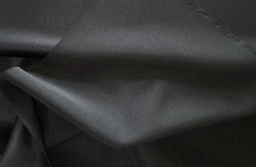 Abstandsgewirk 1,5 mm schwarz elastisch