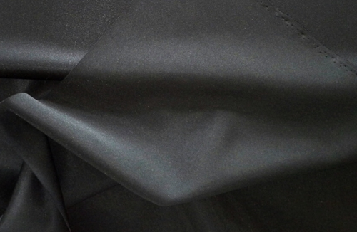 Abstandsgewirk 1,5 mm schwarz unelastisch