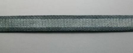 Trägerband Farbrichtung schiefergrau 10mm