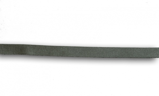 Trägerband grün olive 10mm