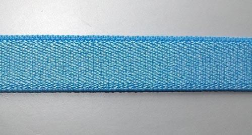 Trägerband  Farbrichtung himmelblau  10mm
