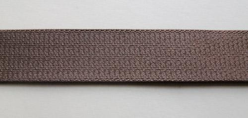 Trägerband braun 18mm