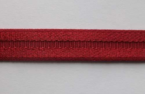 Trägerband rot dunkel 12mm