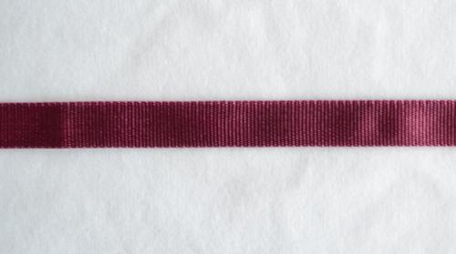 Trägerband rot aubergine 12mm