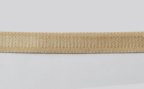 Trägerband Farbrichtung haut beige 10mm