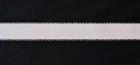 Trägerband rosa Bogen 15mm