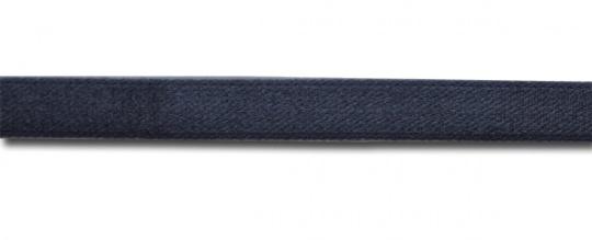 Trägerband  blau dunkel glatt 12mm