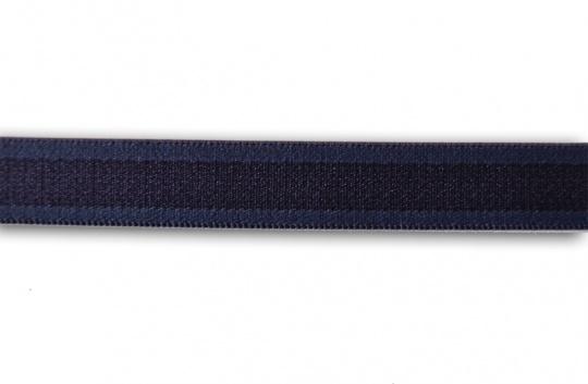"Trägerband blau-lila ""Midnight"" 14 mm"