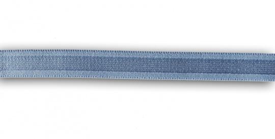 """Trägerband blau """"placid blue"""" 11-12 mm"""