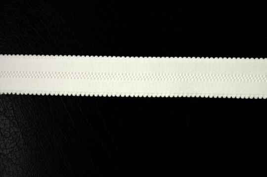 Trägerband  creme Muster  20mm