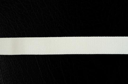 Trägerband creme 12 mm