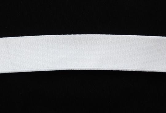 Trägerband weiß 22mm