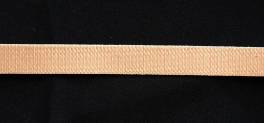 Trägerband apricot 12mm