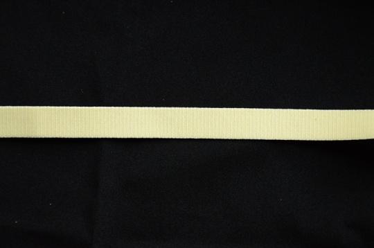 Trägerband creme 12mm