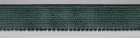 Unterbrustgummi grün 15mm