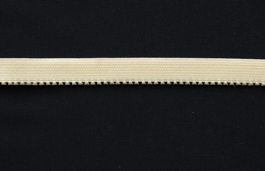 Unterbrustgummi haut gelblich 11-12mm