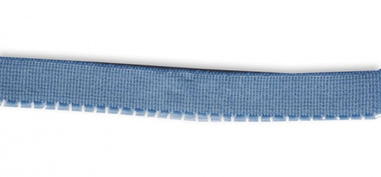 Unterbrustgummi blau 10-11mm