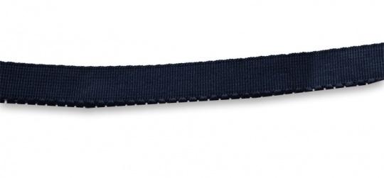 Unterbrustgummi blau dunkel   11mm