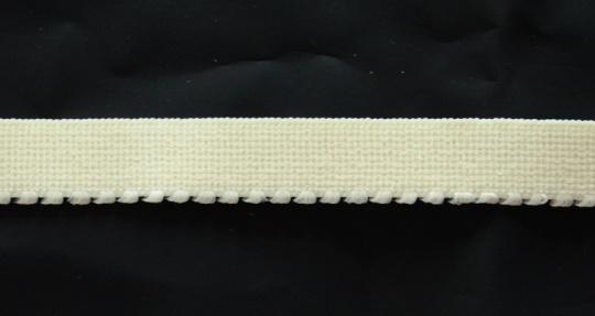 Unterbrustgummi gelb 11mm