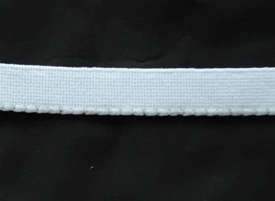 Unterbrustgummi blau hell  11mm