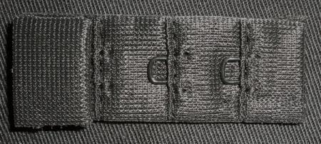 Verschluss schwarz 20mm