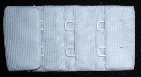 Verschluss blau hell 30mm gepackt als Stück