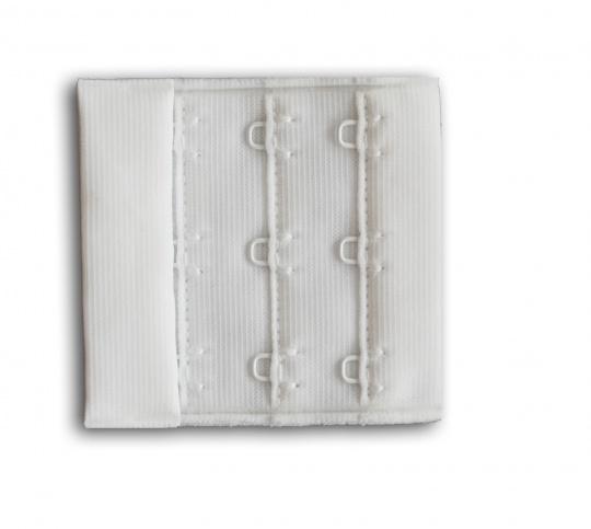 Verschluss weiß 55mm