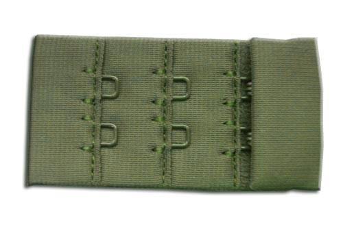 Verschluss  Farbrichtung  jägergrün  30mm