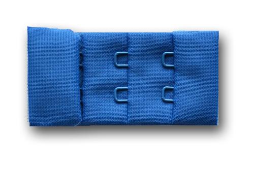 Verschluss blau royal 30mm
