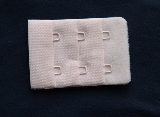 Verschluss rosa  38mm gepackt als Stück