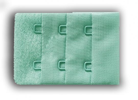 Verschluss grün 38mm gepackt als Stück