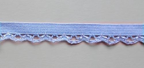 Zierlitze Farbrichtung rötlich mittelblau 9mm
