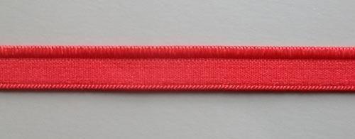 Zierlitze Farbrichtung mittelrot 10mm