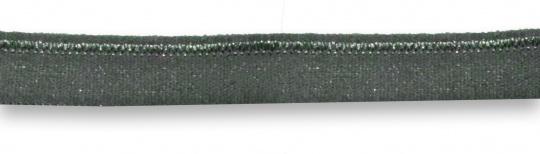 """Zierlitze  grau """"Kiesel"""" Glanzkante 10 mm"""
